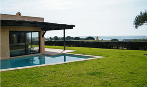 Thumbnail vacation house with sea views in menorca